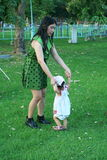 Rodzinny azjata Zdjęcie Stock