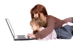 rodzinny laptop
