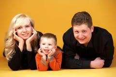 rodzinny portret