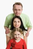 rodzinny portret zdjęcia royalty free