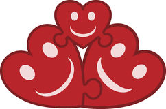 rodzinny symbol Zdjęcie Royalty Free