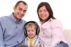 rodziny działalności wolnego czasu Obraz Royalty Free