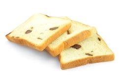 Rodzynka chleb Zdjęcia Stock