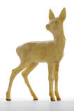 Roe deer animals toy Royalty Free Stock Photography
