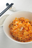 Roe Fried rice Royalty Free Stock Photo