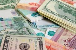 Roebel-dollar Ñ  urrencyspeculatie Stock Fotografie
