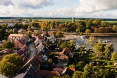 Roebel, Mueritz, Germany Stock Photo