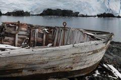 Roeiende boot Stock Fotografie