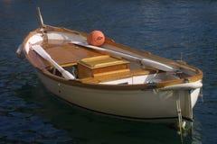Roeiende boot Stock Afbeeldingen