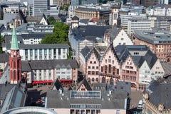 Roembergerg in Frankfurt Main, Germany Stock Photo