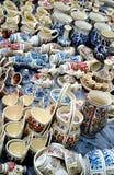 Roemeens aardewerk royalty-vrije stock afbeeldingen