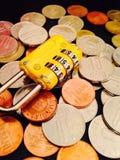 Roemeens geld Stock Fotografie