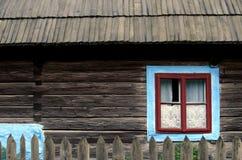 Roemeens huis stock afbeeldingen