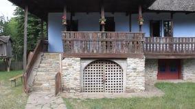 Roemeens huishouden Stock Foto