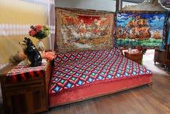 Roemeens Kitschmuseum stock afbeeldingen