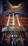 Roemeens klooster Royalty-vrije Stock Afbeelding