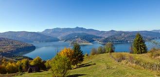 Roemeens mooi landschap Stock Afbeeldingen