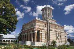 Roemeens Orthodox Klooster Stock Afbeeldingen