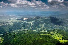 Roemeense bergen Stock Afbeelding