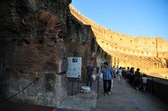 Roemeense Coloseo Stock Afbeeldingen