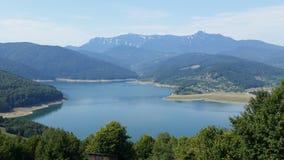 Roemeense Karpatische Bergen royalty-vrije stock foto's