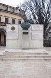Roemeense Mihai I monument Stock Afbeelding