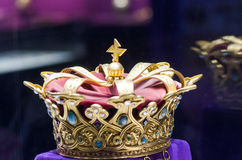 Roemeense Nationale Schat royalty-vrije stock foto's