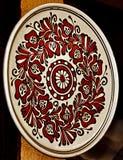 Roemeense traditionele keramiek 19 Royalty-vrije Stock Afbeelding