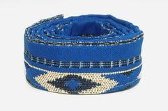 Roemeense traditionele riem stock fotografie