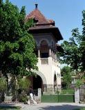 Roemeense Villa Royalty-vrije Stock Afbeeldingen