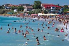 Roemenië 2 MAI-strand Stock Fotografie