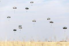 Roemenië-NAVO-leger-OEFENING Royalty-vrije Stock Afbeeldingen