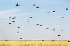 Roemenië-NAVO-leger-OEFENING Royalty-vrije Stock Foto