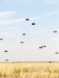 Roemenië-NAVO-leger-OEFENING Stock Foto's