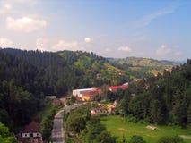 Roemenië. Zemelen. stock foto's