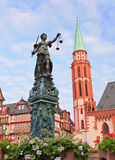 Frankfurt Germany Royalty Free Stock Image