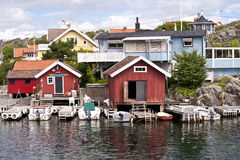 Roennaeng, Sweden Stock Photo