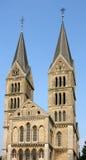 Roermond church Stock Image