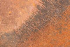 Roest op staalplaat stock afbeeldingen
