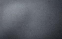 Roestig galvaniseer ijzer Korrelige zwarte geweven achtergrond stock afbeelding