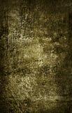 Roestig-gekleurde grunge achtergrond stock fotografie