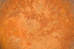 Roestig metaal Stock Fotografie