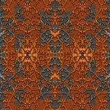 Roestig patroon vector illustratie