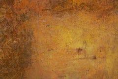 Roestige textuur Stock Fotografie