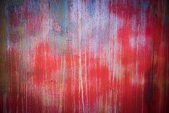Roestige textuur Stock Afbeeldingen