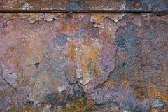 Roestige textuur Stock Foto's