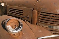 Roestige Vrachtwagen royalty-vrije stock foto