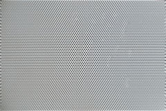 Roestvrij staaloppervlakte Stock Foto