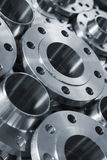Roestvrij staalproducten Royalty-vrije Stock Foto