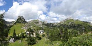 Rofan, Achensee, Tirol, Österreich Lizenzfreie Stockfotos